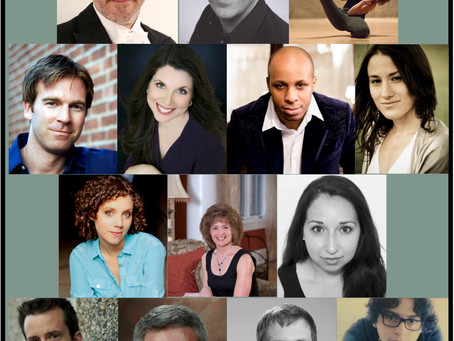 "Announcing the 2018 Cast of ""The Marriage of Figaro"""