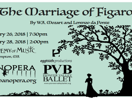 "Tickets for ""Figaro"" are On Sale Now"