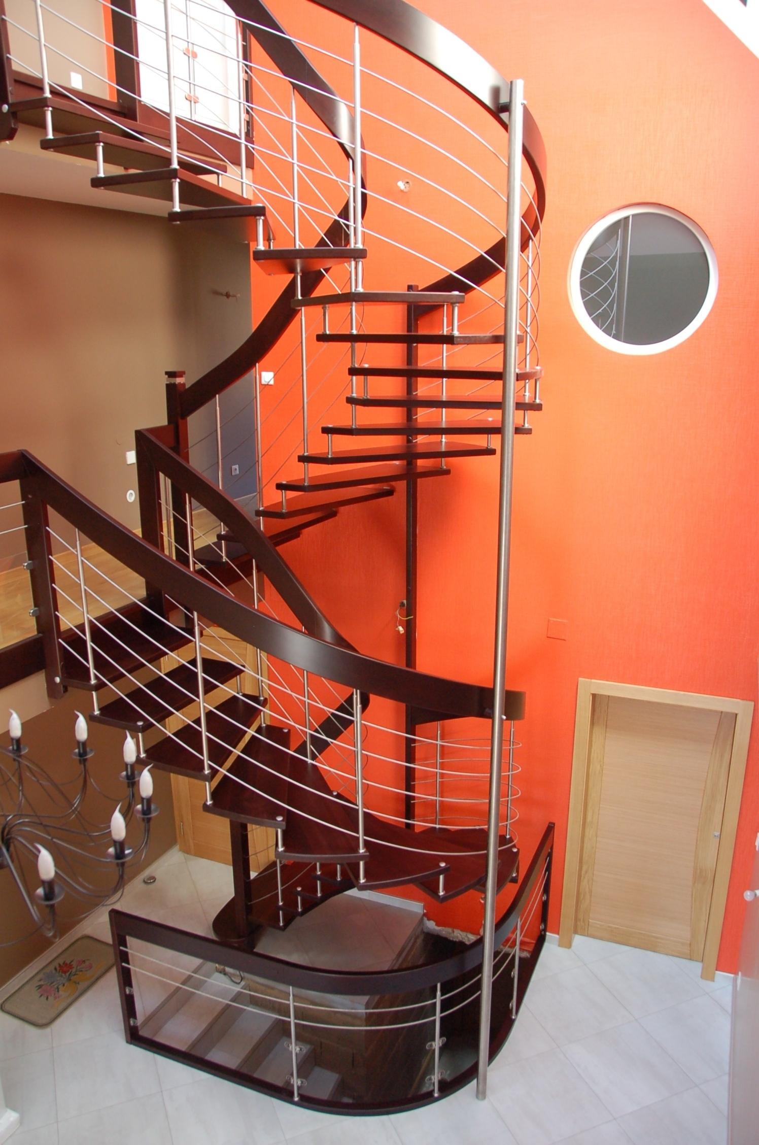 Escaliers gamme Novation