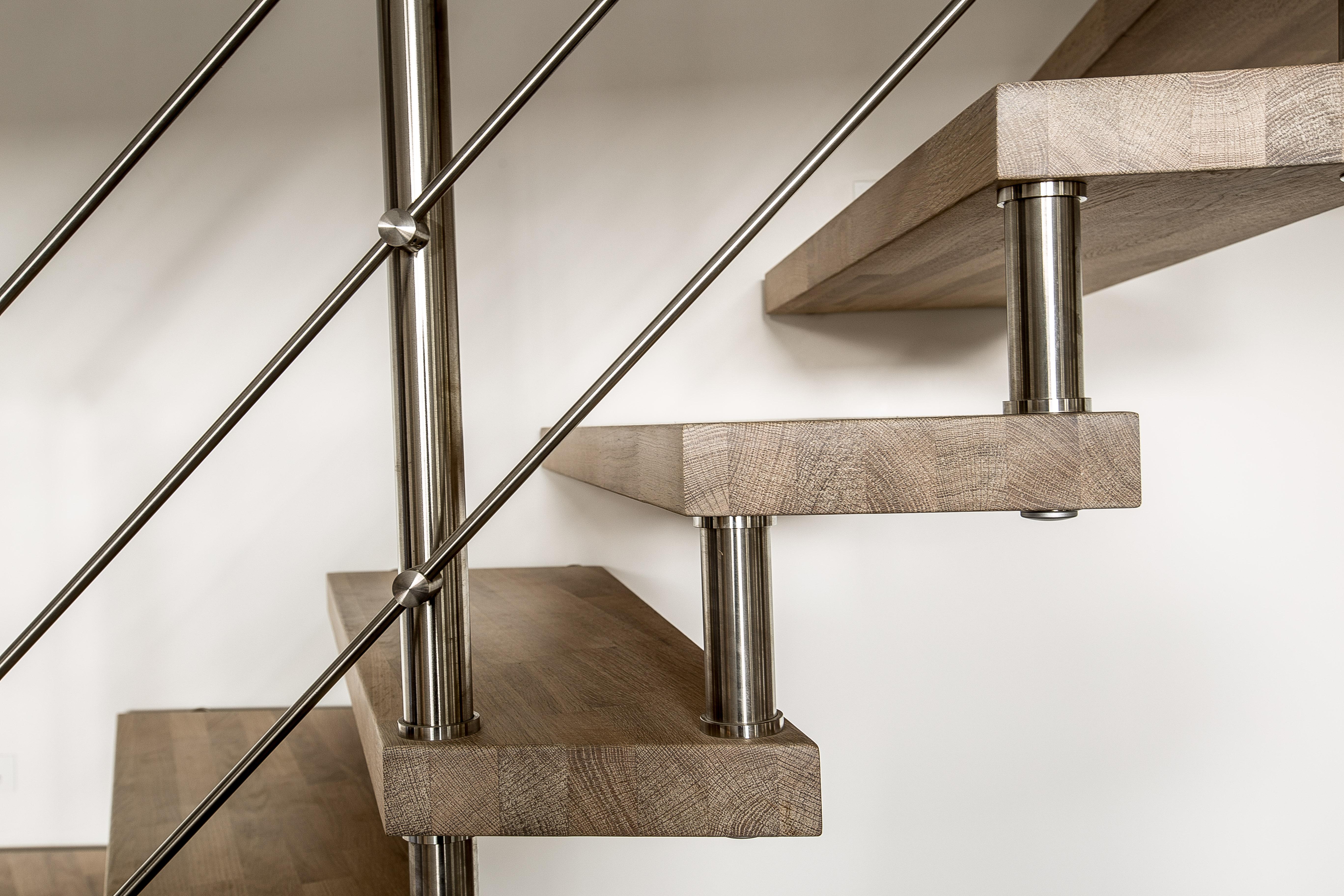 Escalier Epura chêne