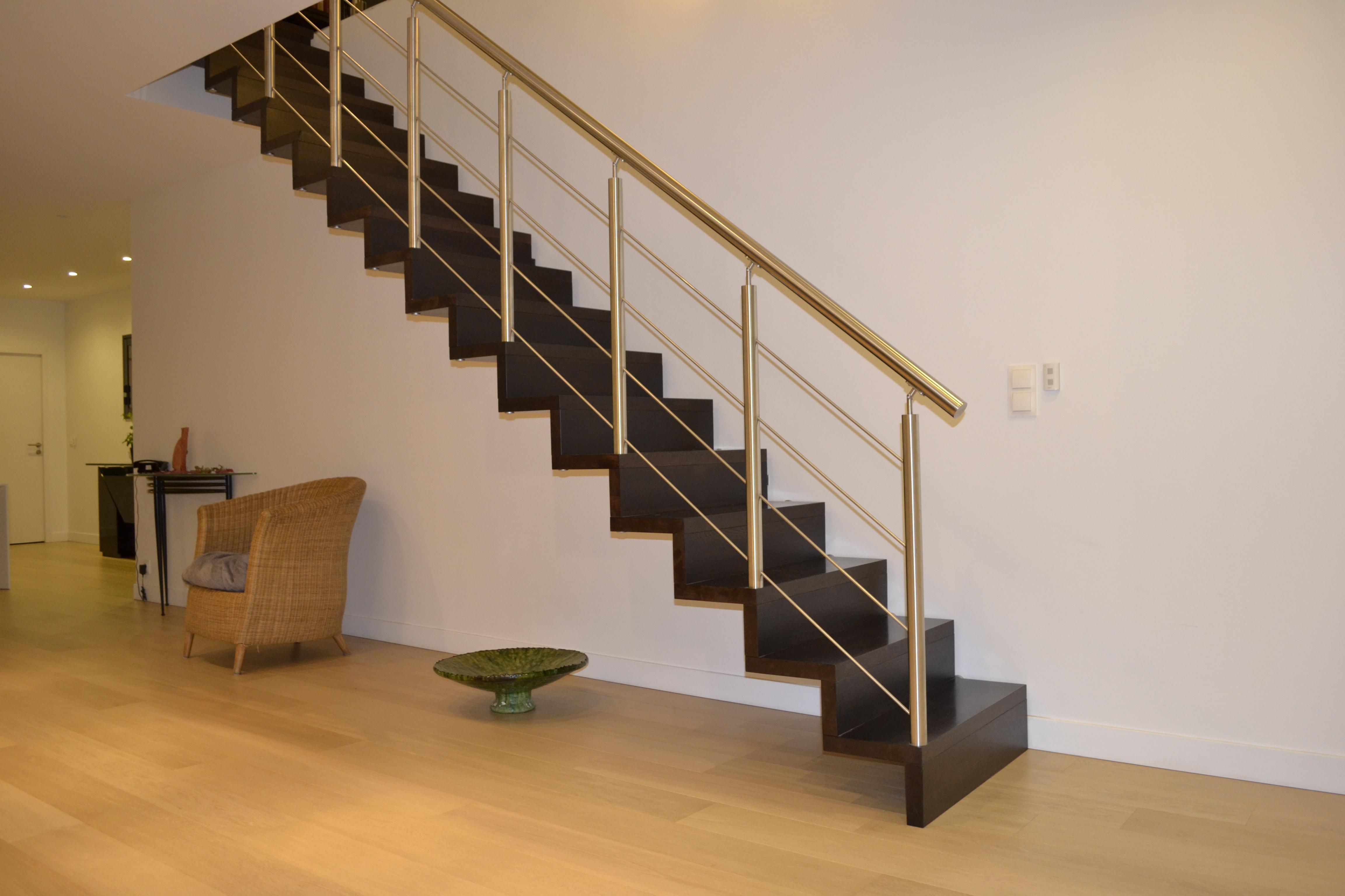 Escalier Linéa droit