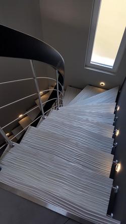 Escalier marches Senzu