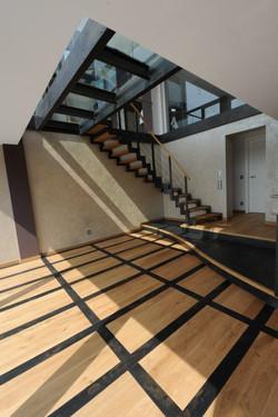 Escalier gamme Ferro
