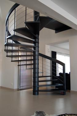 Escalier gamme Optima percé
