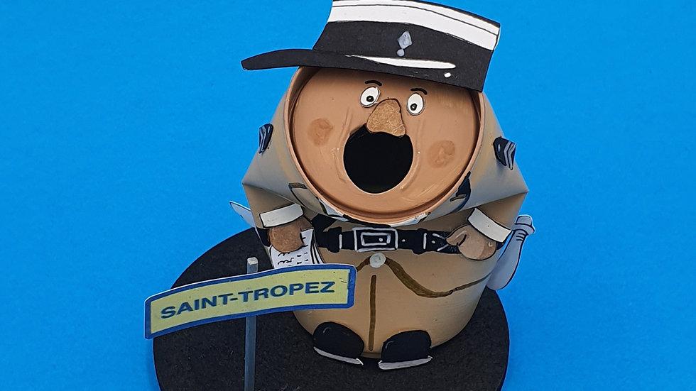 Gendarme à saint- Tropez 3