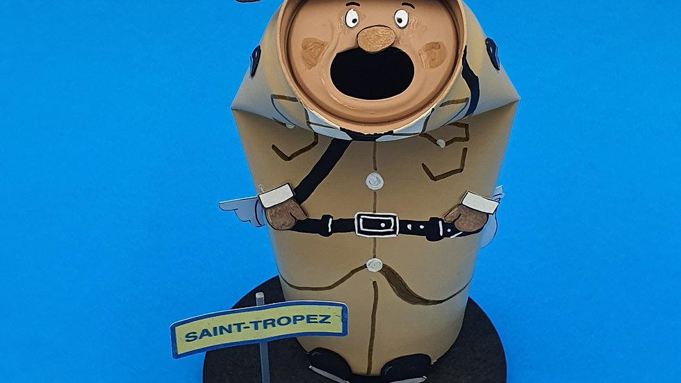 Gendarme à  Saint-Tropez 1