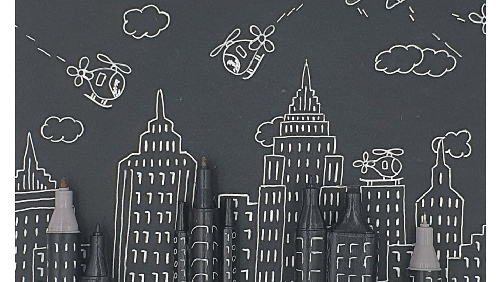UPCYCLED CITY