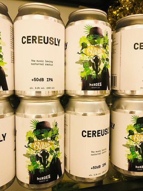CEREUSLY  +50dB IPA