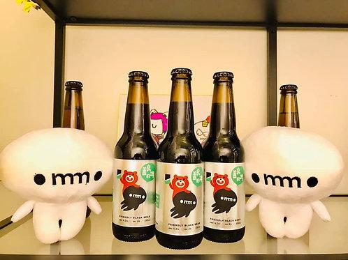 善良的啤 Friendly Black Bear