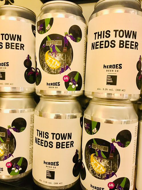 THIS TOWN NEEDS BEER