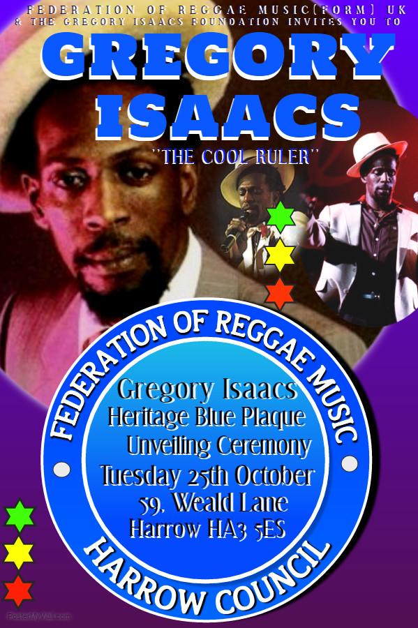 Gregory Isaacs Blue Plaque (FRONT) (1).j