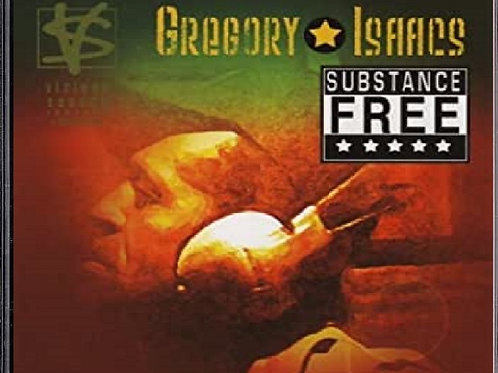"Gregory Isaacs ""Substance Free"" Album CD"