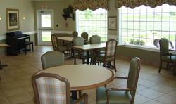 Aspen Ridge back-dining