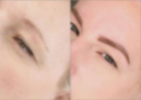 Ombré Brows. For this clients top up she
