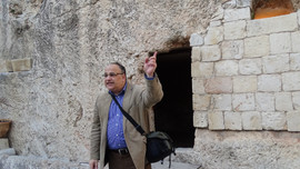 Jeruzsálem, a Kerti sír (Gordon kálvária)