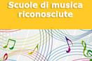 Scuole di musica riconosciute - a.s. 2017/2018