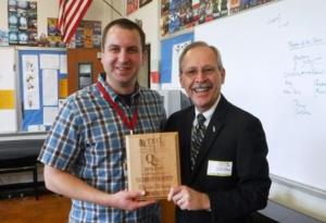 Ryan Teacher Award