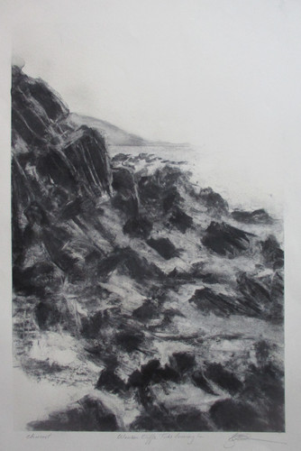 Wanson Cliffs, Tide Coming In