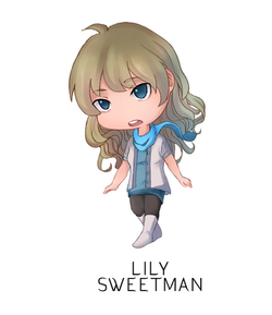 Lily Sweetman