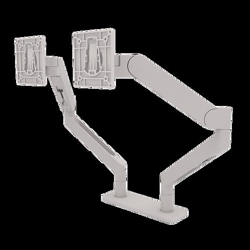 Swerv Dual Monitor Arm, Dual Arm