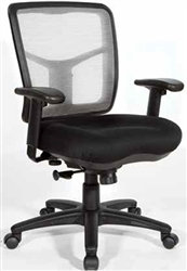 Air Mist Mesh Back Task Chair by Office Star