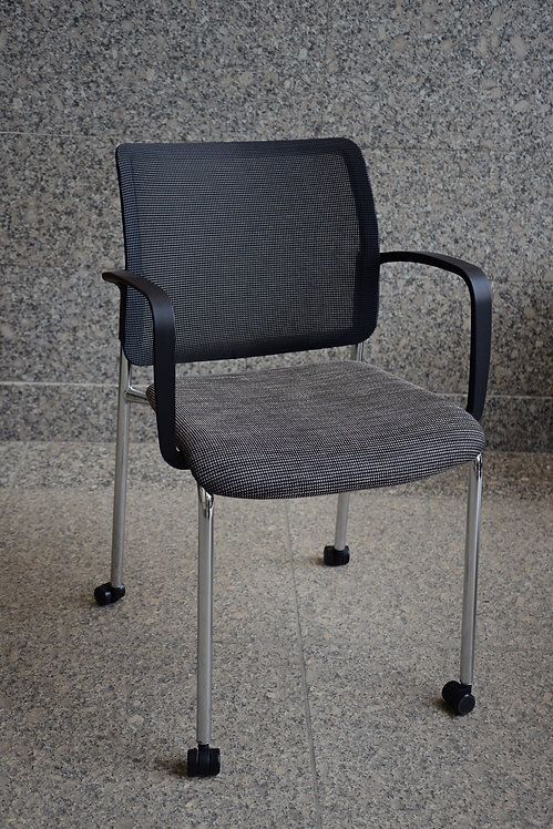 Murano Side Chair by Teknion