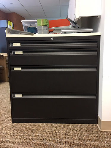 Combo File Cabinet by Teknion