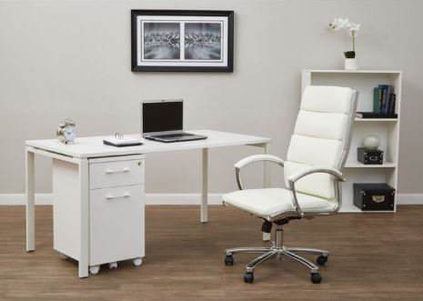 "60"" Writing Table by Office Star"