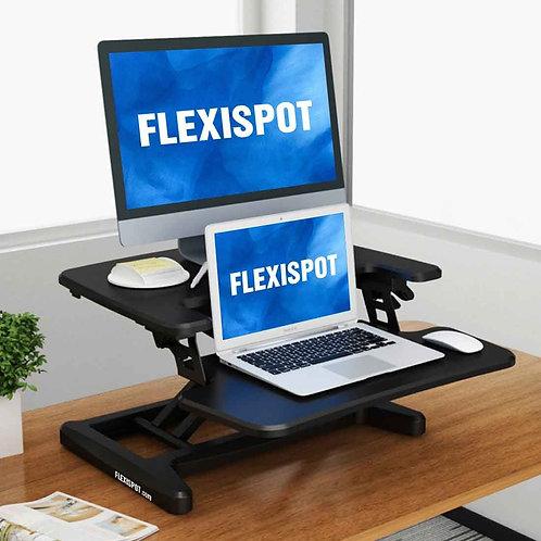 "AlcoveRiser Standing Desk Converter 28"" by FlexiSpot"