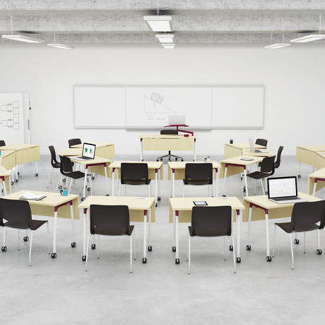 Education Design: Evolving the Classroom with Corporate in Mind