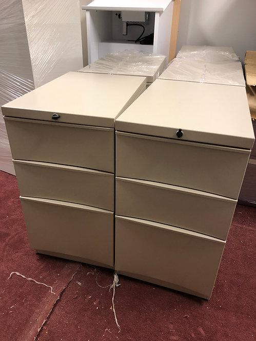 Box Box File Pedestal by Teknion