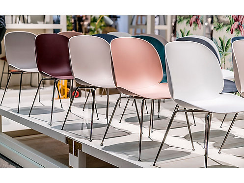 Gubi Beetle Guest Chair by HBF