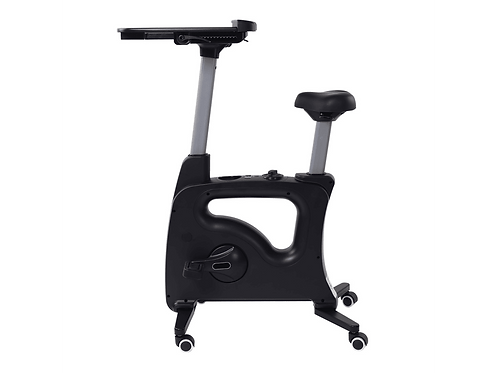 V9 Desk Bike Black by FlexiSpot