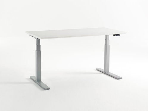 "hiSpace Basic Electric Height-Adjustable Table 23""D"