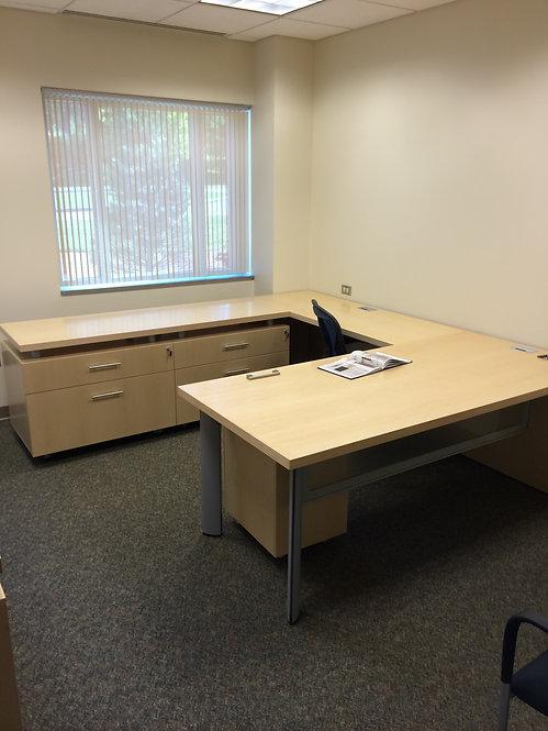 Teknion Wood Office