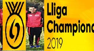 Opcions de guanyar  Lliga Championchip 2019