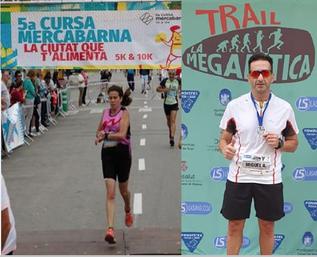 Doble 5a posició: Cursa MercaBarna i Trail MegalíticaTossa