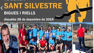 Bona participació i podi a Cursa Trail Bigues