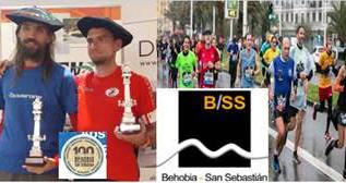 Gran victoria CA Mollet a la Behobia-San Sebastián2019