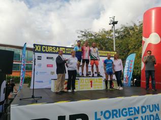 Marc Tort, Campió de Catalunya (M45/10km ruta)