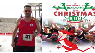 Corrents la Christmas Run San Silvestre Benidorm