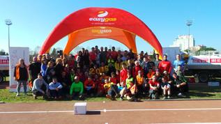 Notable participació amb  1000 atletes a XIX Cursa Sant Vicenç 2018