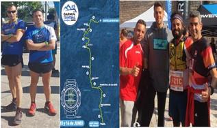 Cara i creu a  Gramin Team Trail 2019