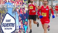 Excel·lents 10k a Sant Silvestre Badalona