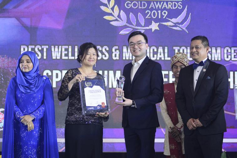 Malaysia Tourism Council Gold Award.JPG