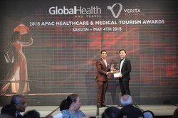 Global Health Award 2018