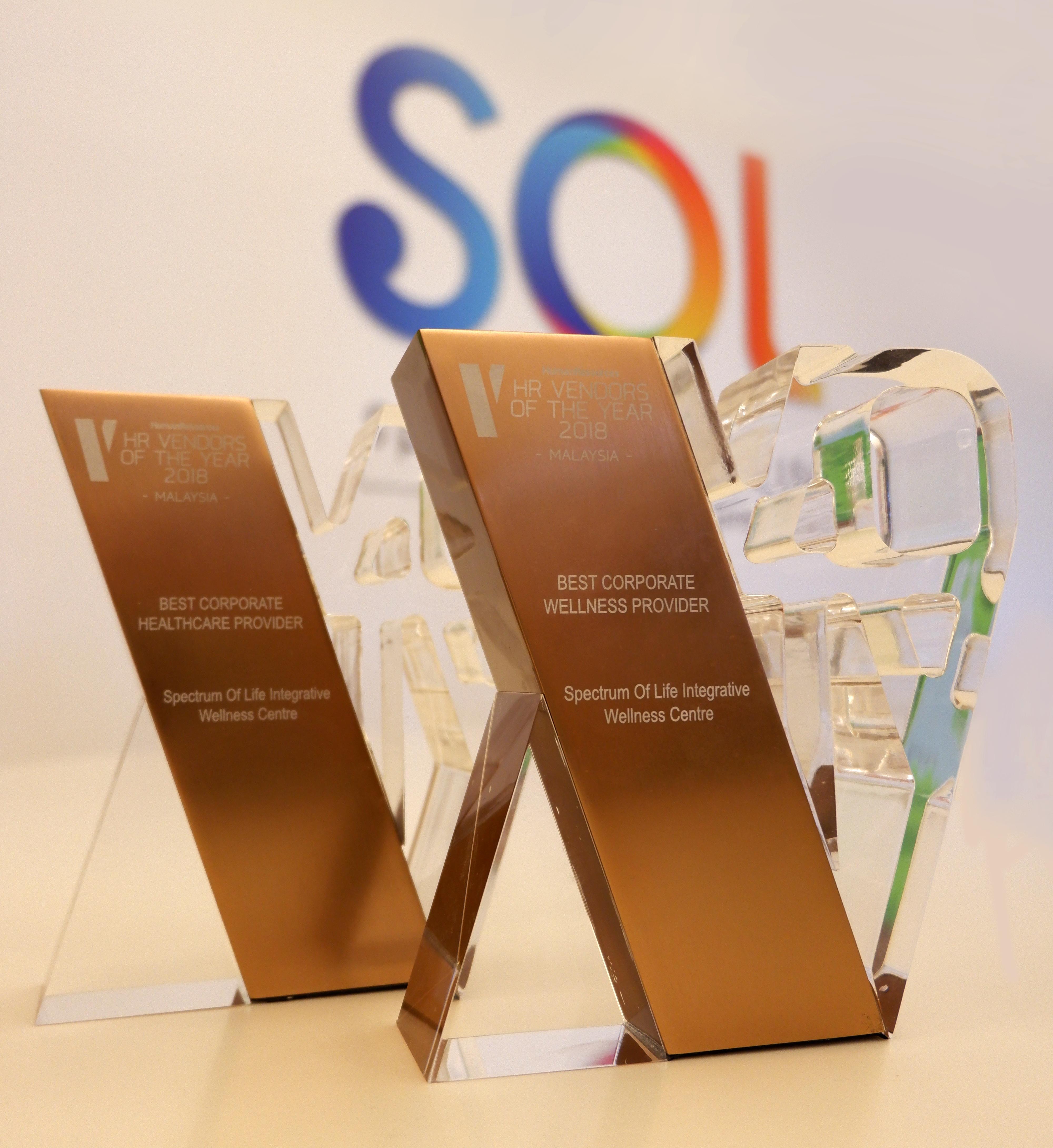 HR Vendors Awards