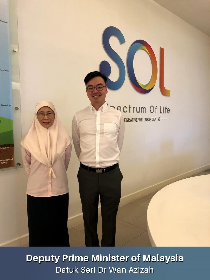 Dato Seri Dr Wan Azizah