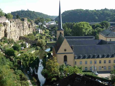 Découverte du Grand-Duché de Luxembourg
