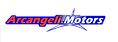 LOGO ARCANGELI MOTORS OFFICIAL logo prof